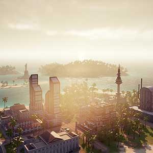 Tropico 6 Wolkenkrabber