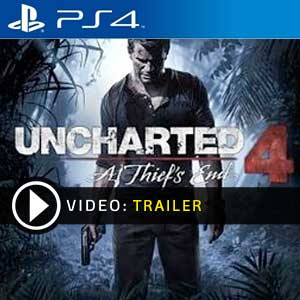 Koop Uncharted 4 A Thiefs End PS4 Code Compare Prices