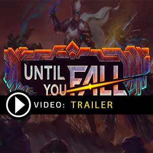 Until You Fall Aanhangwagenvideo