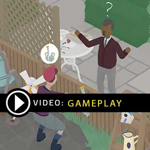 Untitled Goose Game Nintendo Switch Gameplay Video
