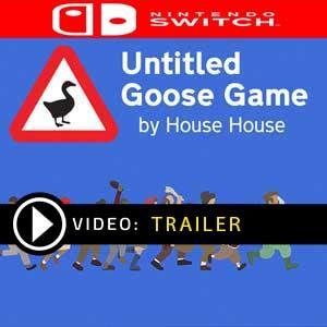 Koop Untitled Goose Game Nintendo Switch Goedkope Prijsvergelijke