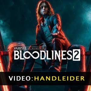 Vampire The Masquerade Bloodlines 2 Aanhangwagenvideo