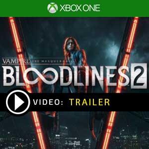 Koop Vampire The Masquerade Bloodlines 2 Xbox One Goedkoop Vergelijk de Prijzen