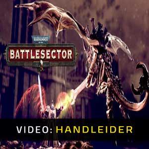 Warhammer 40K Battlesector Video-opname