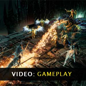 Warhammer Age of Sigmar Storm Ground gameplayvideo
