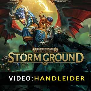 Warhammer Age of Sigmar Storm Ground aanhangwagenvideo