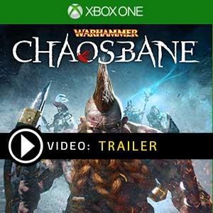 Koop Warhammer Chaosbane Xbox One Goedkoop Vergelijk de Prijzen