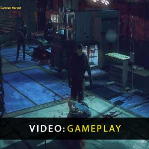 Watch Dogs Legion Gameplay Video