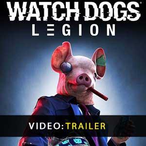 Watch Dogs Legion Videotrailer
