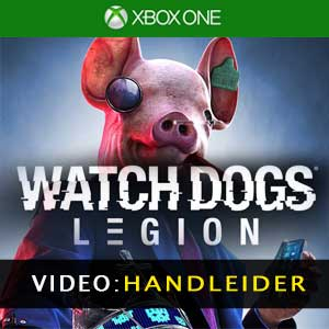Watch Dogs Legion Videotrailer