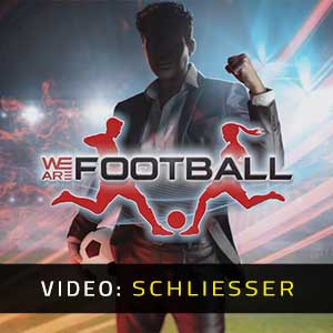 WE ARE FOOTBALL Video-opname