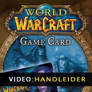 Gamecard World Of Warcraft 60 Days Prepaid Time Card Europe Aanhangwagenvideo