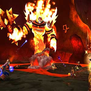 World of Warcraft Classic baas