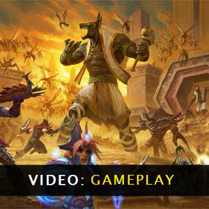 World of Warcraft Classic gameplayvideo