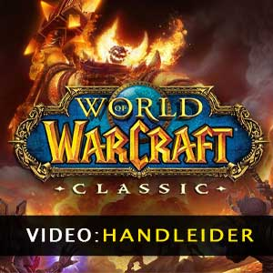 World of Warcraft Classic aanhangwagenvideo