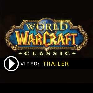 Koop World of Warcraft Classic CD Key Goedkoop Vergelijk de Prijzen