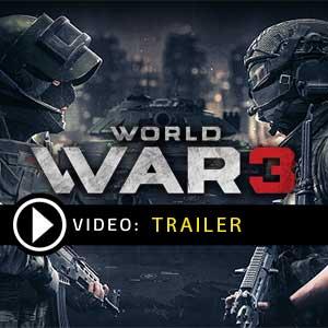 Koop World War 3 CD Key Goedkoop Vergelijk de Prijzen