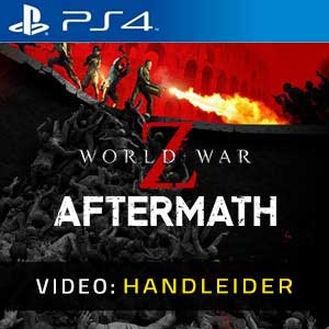World War Z Aftermath PS4 Video-opname