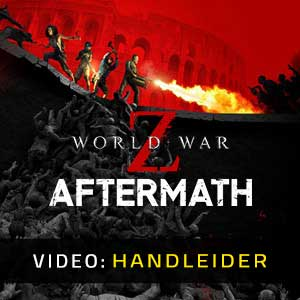 World War Z Aftermath Video-opname