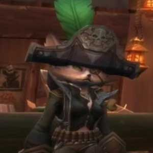 WoW Battle for Azeroth Expansion piratenschip
