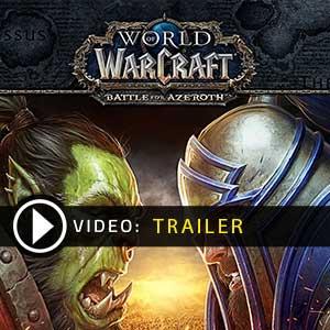 Koop WoW Battle for Azeroth Expansion CD Key Goedkoop Vergelijk de Prijzen