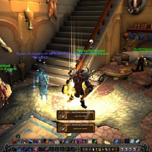 World of Warcraft Legion Game Image