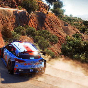 WRC 7 Gameplay Image
