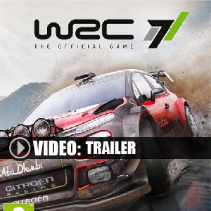 Koop WRC 7 CD Key Compare Prices