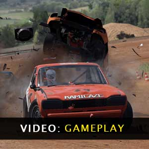 Wreckfest Gameplay Video