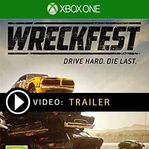 Koop Wreckfest Xbox One Goedkoop Vergelijk de Prijzen