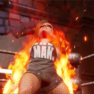 WWE 2K Slagvelden Becky Lynch