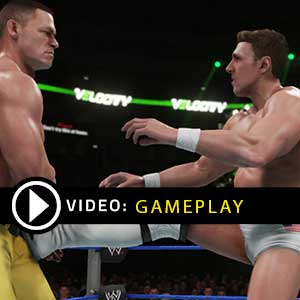 WWE 2K19 PS4 Gameplay Video