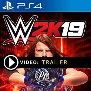 Koop WWE 2K19 PS4 Goedkoop Vergelijk de Prijzen