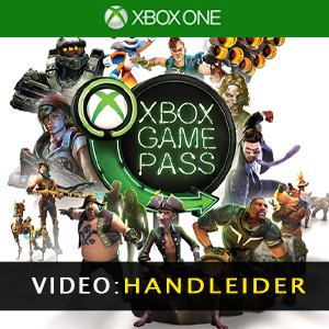 Xbox Game Pass Aanhangwagen