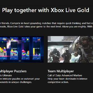 Xbox Live Gold Membership 12 Months Subscription Samen spelen
