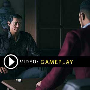 Yakuza als een Dragon gameplay video