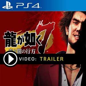Yakuza Like a Dragon trailer video