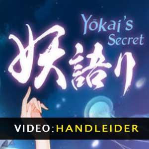 Yokais Secret videotrailer
